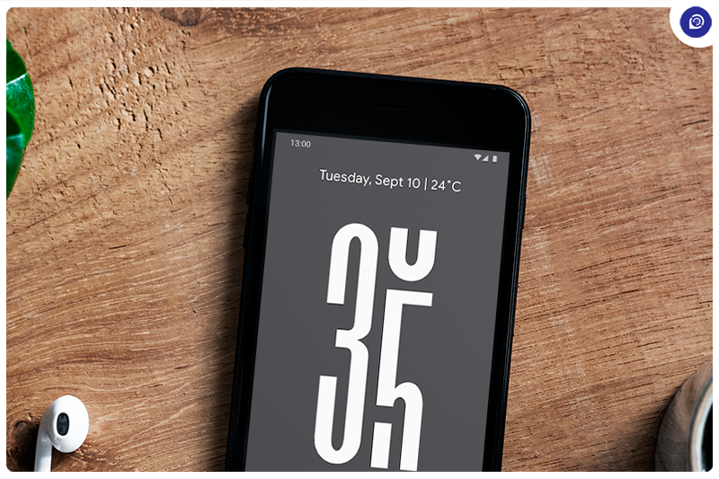 Track Your Mobile Usage With Unlock Clock.