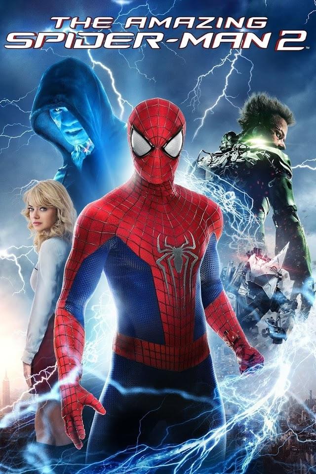The Amazing Spider-Man 2 2014 x264 720p Esub BluRay Dual Audio English Hindi THE GOPI SAHI