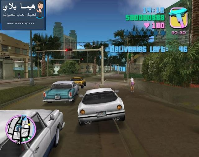 تحميل لعبة جاتا 9 من ميديا فاير Download GTA 9
