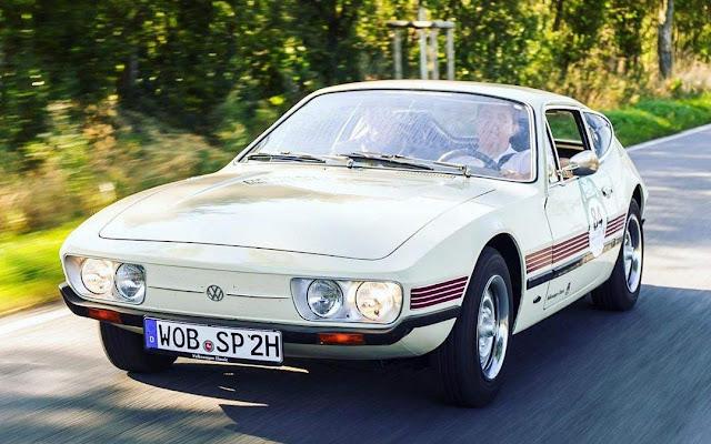 Volkswagen SP2 1974