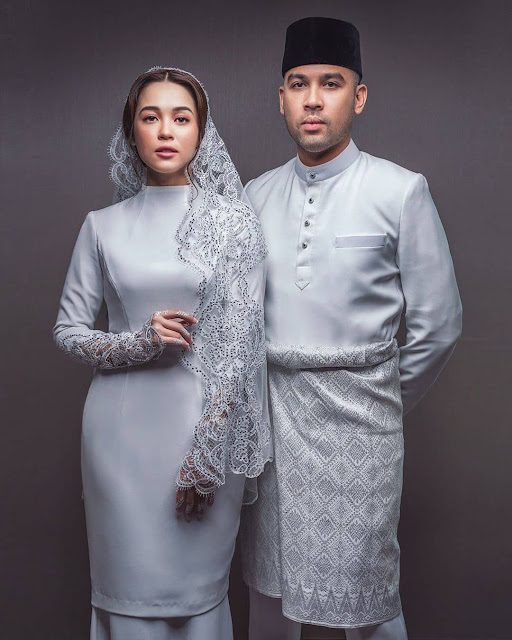 Gambar Majlis Pernikahan Emma Maembong