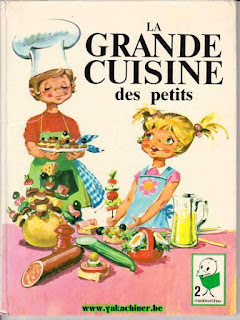 Henri Lievens, la grande cuisine des petits, 1971