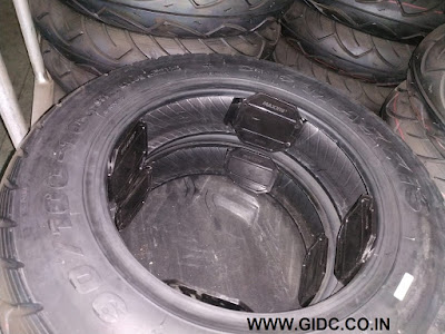 Tubeless Tyre Plastic Spacer Manufacturer