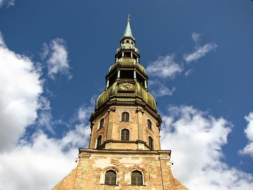ST Peter's Church,Interesting Attractions Riga, Capital of Latvia