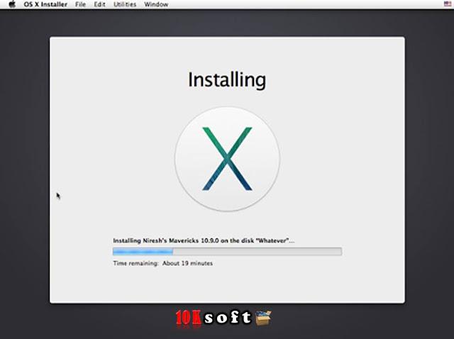 Niresh Mac OSX Mavericks 10.9.0 Latest Version Download