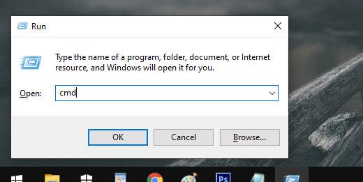 Cara Membuka Command Prompt (CMD) di Windows