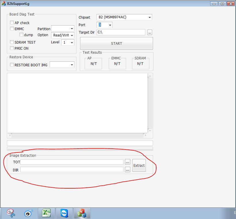 Giải pháp] Unbrick HS-usb qdloader 9008 LG G3 ~ LGV MOBILE SERVICES