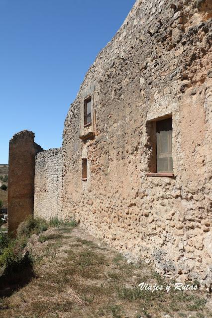 Muralla de Maderuelo
