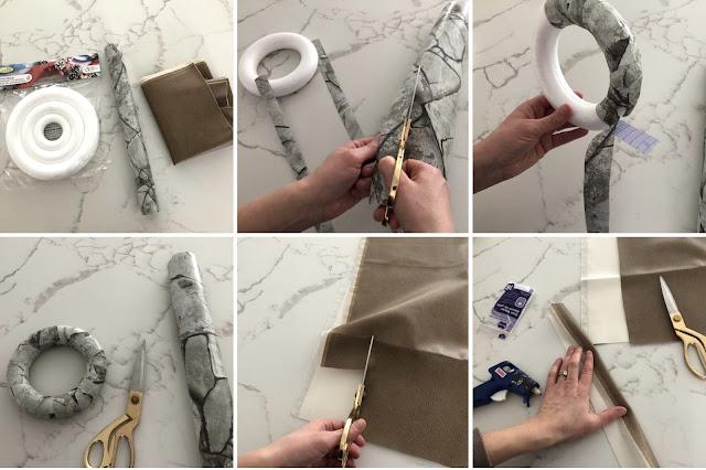 DIY Towel Ring