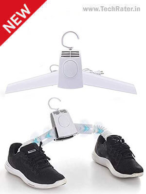 Electric Shoes and Clothes Dryer 2 in 1