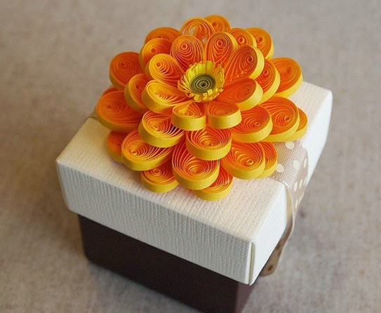 Paper quilling for home decor creative art and craft ideas for Art and craft for decoration