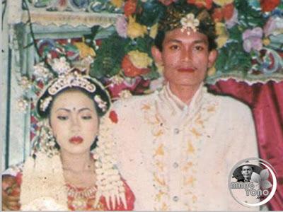Pernikahan Yono dengan Nelis tanggal 13 September 2000, 16 tahun yang lalu