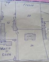 détail cadastre 1934 corny eure