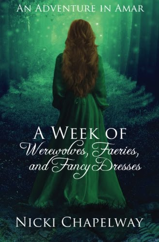 A Week of Werewolves, Faeries, and Fancy Dresses