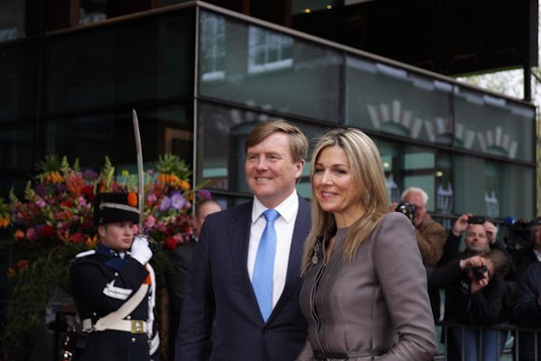 Queen Maxima and King Willem-Alexander of The Netherlands, Princess Beatrix and Pieter van Vollenhoven attend Kings Day Concert