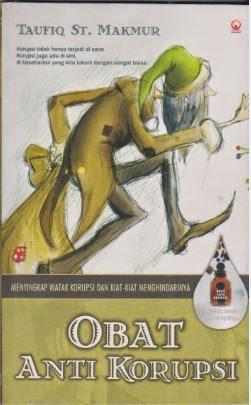 Obat anti korupsi - www.baca-buku.com