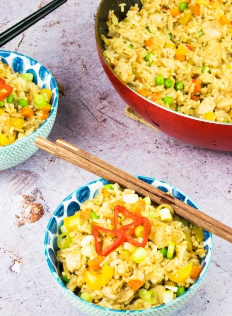 EASY SYN FREE CHICKEN FRIED RICE