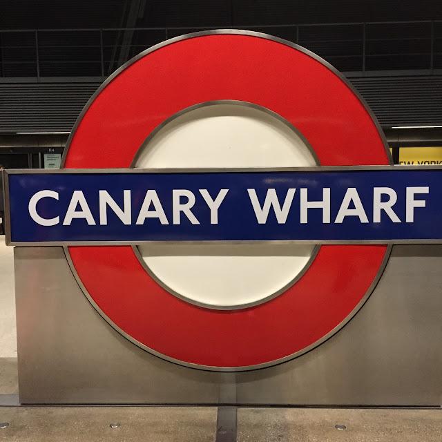 Canary Wharf Docklands