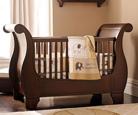 Home Improvement Products Amp Guide Sleigh Baby Cribs