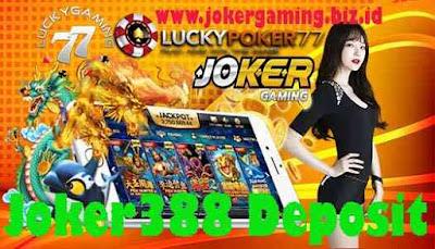 Joker388 Deposit