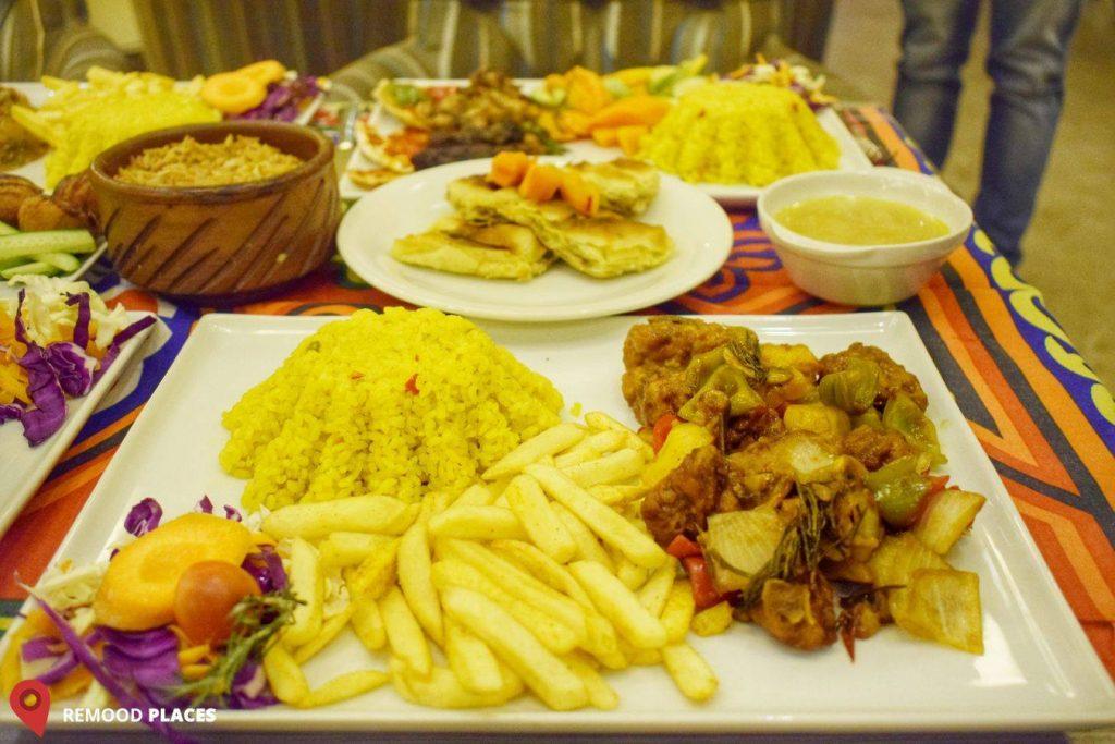 منيو وفروع وأرقام توصيل دليفري مطعم القزاز Kazaz 2020
