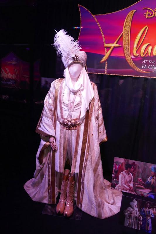 Mena Massoud Aladdin Prince Ali film costume