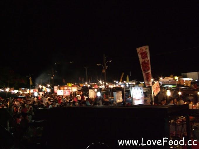 【新竹東區】青草湖夜市-只開周三晚上 山上也有夜市逛-qing cao hu ye shi