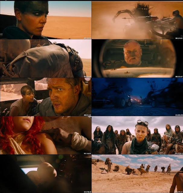 Mad Max: Fury Road 2015 Dual Audio 720p BluRay
