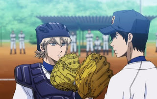 Diamond no Ace: Act II Episodio 33