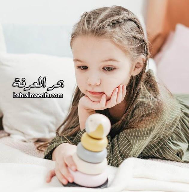 الإعتناء بشعر طفلك