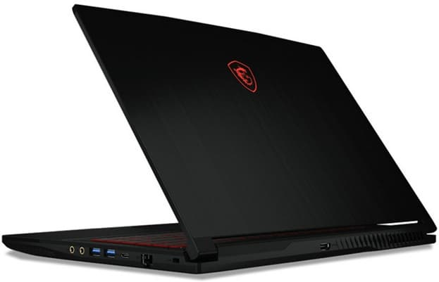 MSI GF63 8RD-028ES: portátil gaming Core i7 con panel FHD IPS de 60 Hz y gráfica GeForce GTX 1050 Ti (4 GB)