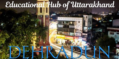 EDUCATIONAL HUB IN UTTARAKHAND