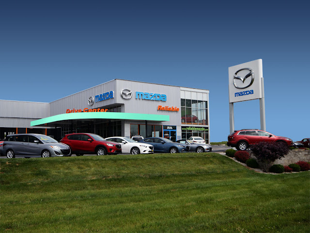 Green Mazda Springfield, Mazda Dealer with Quality Service