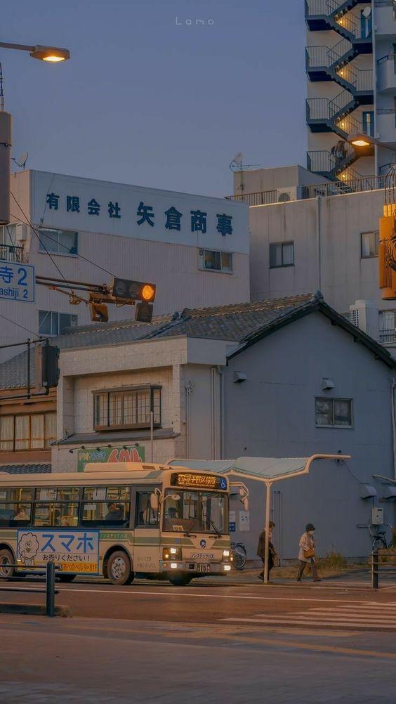Tổng hợp hình nền phong cảnh tâm trạng buồn về đường phố