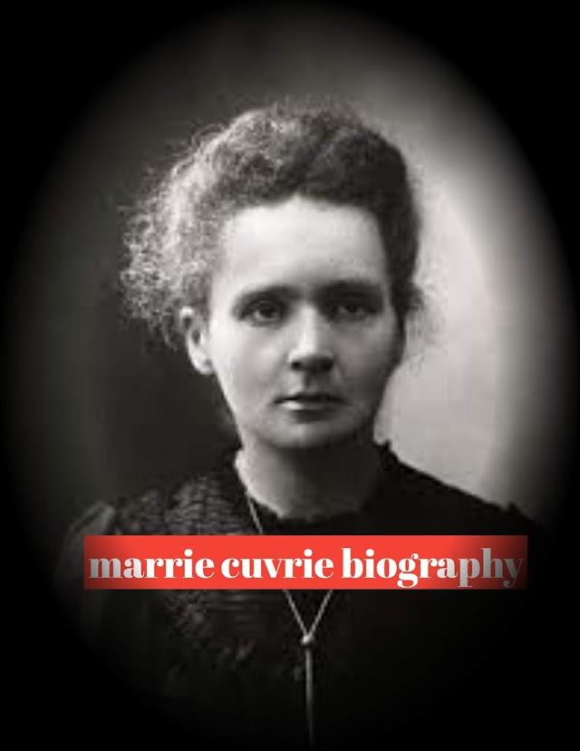 Madame curie biography in hindi मैडम क्यूरी का जीवन परिचय