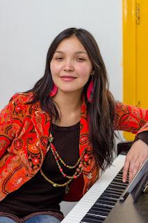 Mariela Gamboa clases de canto