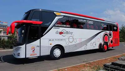 Inilah Tempat Sewa Bus Bandung Terbaik Harga Termurah