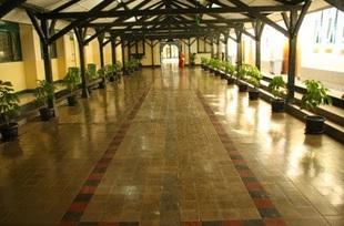 Koridor SMAN 3 dan 5 Bandung