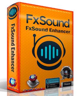 برنامج FxSoundb Enhacer PRO 13.003