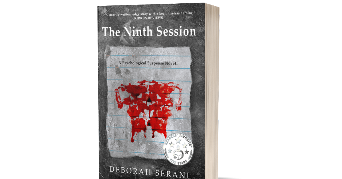 Amazon Book Giveaway for THE NINTH SESSION