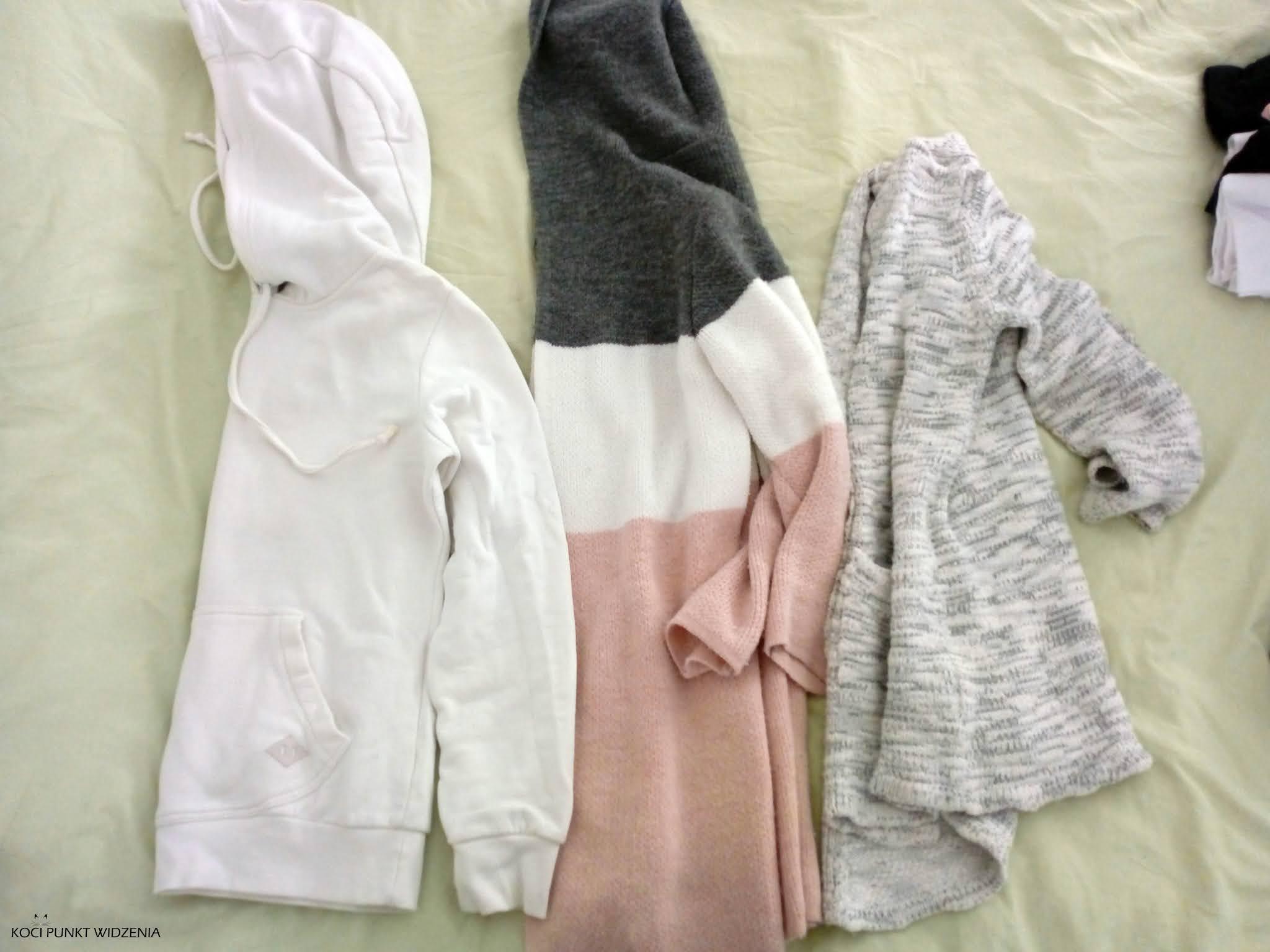 capsule wardrobe od czego zacząć