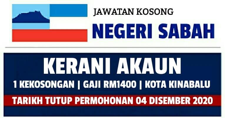 Kerja Kosong Sabah Portal Jawatan Kosong Terkini Negeri Sabah Sabah Job Centre