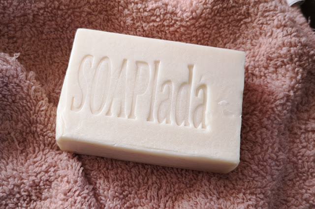 SOAPLADA Fast Whitening soap bar