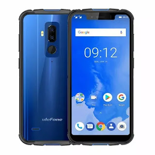 Ulefone Armor 5 with notch