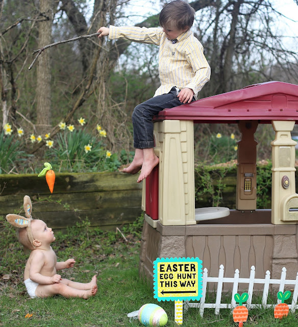 Cute Easter Photos to take of kids