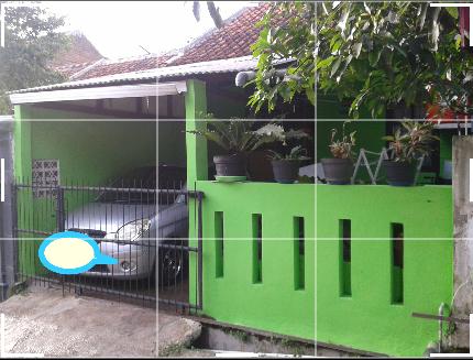 Rumah setelah direnovasi