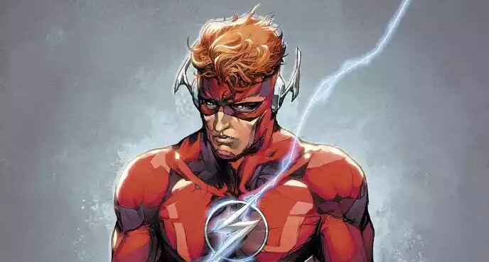Barry Allen And Wally West To Face Off In Flash War Next Year.