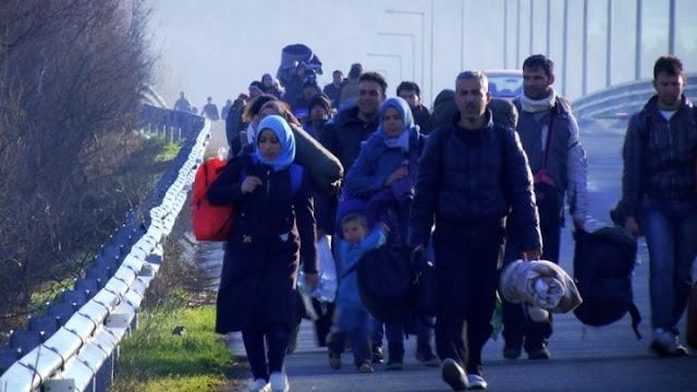 Στην ηπειρωτική Ελλάδα  μεταφέρονται 1.500 αιτούντες άσυλο από τη Μόρια