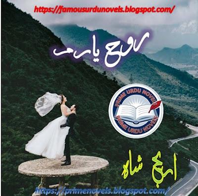 Rooh e Yaram Areej Shah Gangster Based Novel | Complete Novel