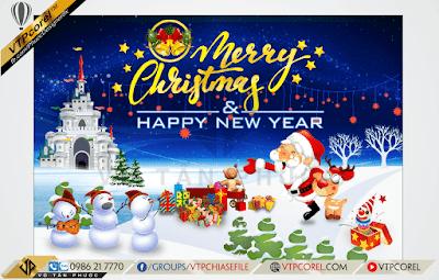 Phông nền giáng sinh - Merry Christmas đẹp